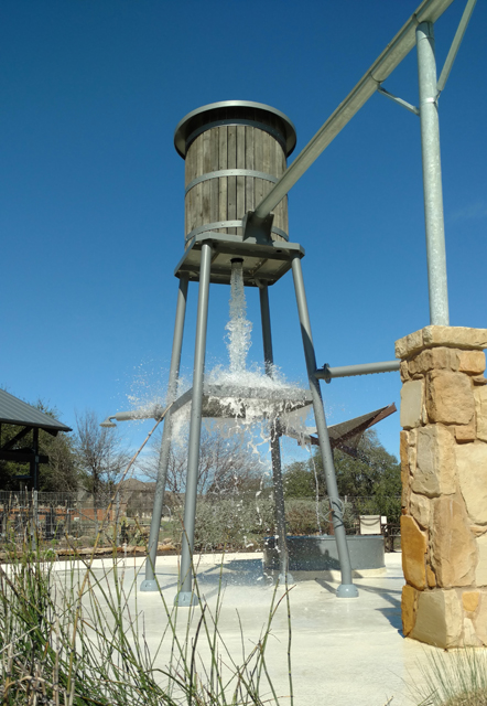 Natural Structures Water Towers