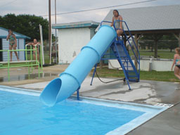 Portable Pool Slides