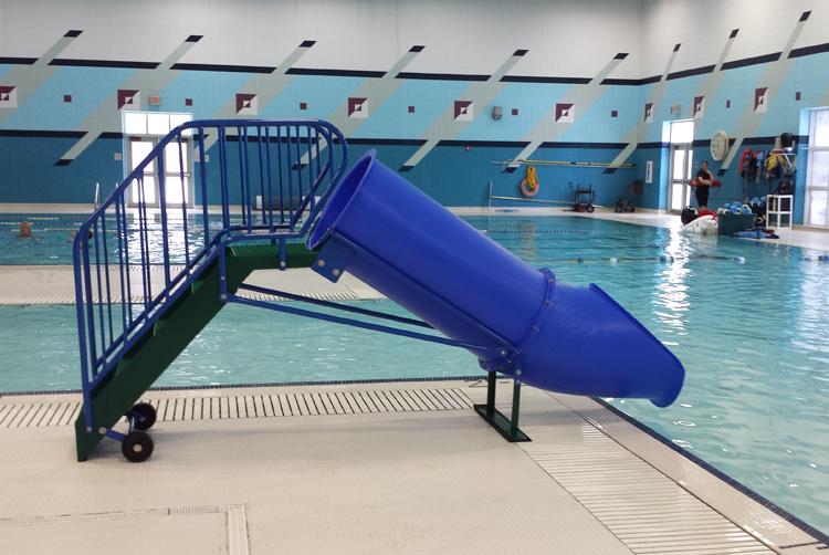 Portable Pool Slide Model 280 58