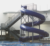 swirly slides