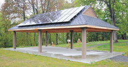 Pavilions, Shelter, Gazebos, and Kiosks