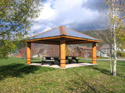 Catskill Mountain Square Shelters