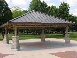 Natural Structures Pavilions Shelters Gazebos Kiosks