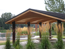 natural structures: siskiyou mountain series shelters